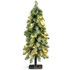 national tree company 2 ft downswept artificial