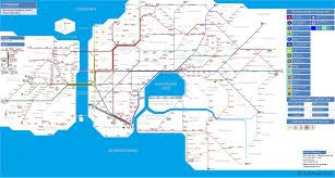 Megabus Route Map by Projects The Global Transit Guidebook By Hartride 2012