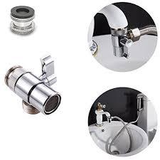 kitchen faucet splitter brass sink valve diverter faucet splitter for kitchen or bathroom