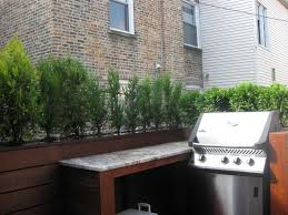 Backyard Grill Chicago by Backyard Deck Containers In Chicago 4 Seasons Painting And