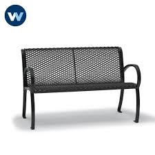 Commercial Outdoor Benches Commercial Park Benches Wyatt Series