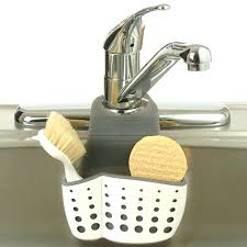 kitchen cabinet sponge holder kitchen sink sponge holder isidor me