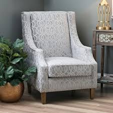 Gray Accent Chair Quinn Dove Gray Accent Chair Kirklands
