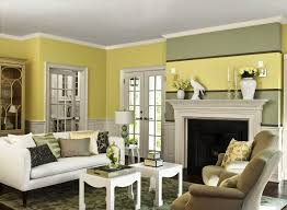 living room two tone living room walls glass table lamps for