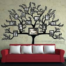 Tree Wall Decor For Nursery Sophisticated Tree Wall Decor Best Family Tree Wall Sticker Ideas