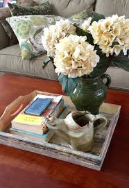Trays For Coffee Table by 6 Easy Ways To Decorate With Trays U2014 Home U0026 Plate Easy Seasonal