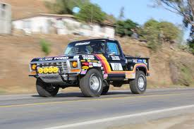 baja trophy truck vintage off road rampage the trucks of the 2015 mexican 1000