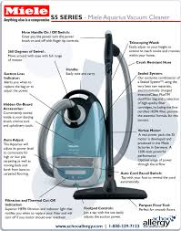 miele vaccum cleaners miele s5880 aquarius hepa vacuum cleaner free next day shipping