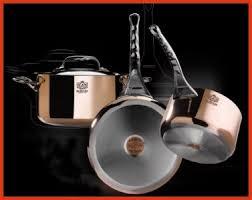 batterie de cuisine pour induction batterie cuisine inox induction fresh inox et cuivre coup en