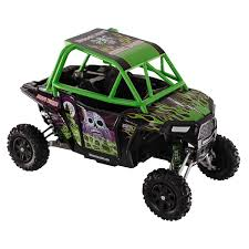 wheels monster jam grave digger truck grave digger polaris rzr