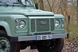 land rover defender 2019 land rover confirms electrified defender leftlanenews