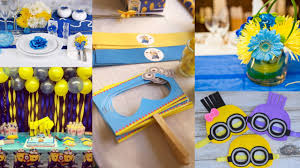 minions theme wedding inspirations and ideas