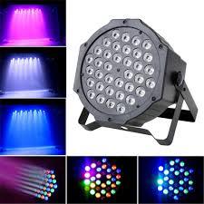 disco for sale hot sale led magic par 36 rgb led stage light effect