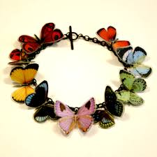 butterfly bracelet images 9 x butterfly bracelet contemporary bracelets by contemporary jpg