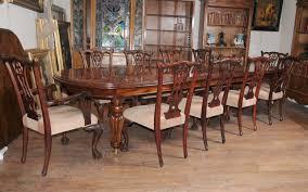 Mahogany Dining Room Table And 8 Chairs Mahogany Dining Room Table And Chairs Chair Evashure