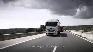 mercedes benz actros 1845 with without 2nd generation powertrain