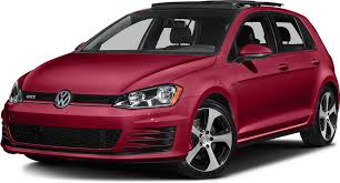 red volkswagen golf new volkswagen golf gti elgin il