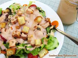 thousand island dressing comfort food infusion