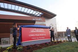 Longs Uchealth U2013 Longs Peak Hospital