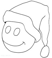 free printable coloring pages santa claus book gifts