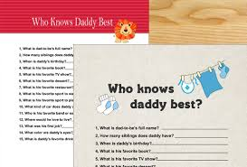 who knows best baby shower who knows best free printable baby shower
