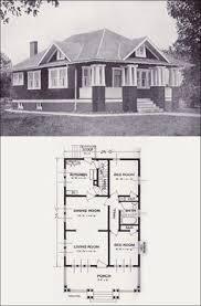 Bungalo Floor Plan 1910