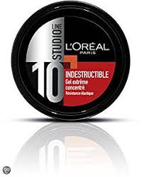 buy loral paris studio line indestructible extreme gel 150m in