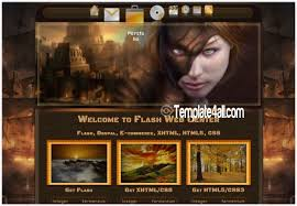 free flash website templates page 2