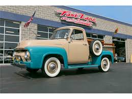 Antique Ford Truck Models - 1954 ford f100 for sale on classiccars com 18 available