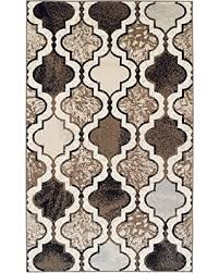 Modern Pattern Rugs Sweet Deal On Superior Modern Viking Collection Area Rug 8mm Pile