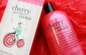 philosophy showers cherry pinwheel cookie friday giveaway