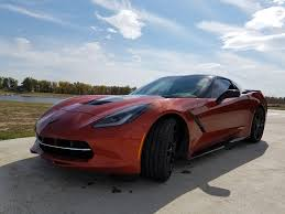 corvette stingray price 2015 corvette stingray with z51 daytona sunrise orange