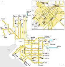 melbourne tram map lrt information page melbourne