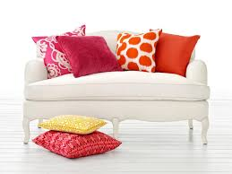 Color Sofa Style A Sofa 5 Different Ways Hgtv