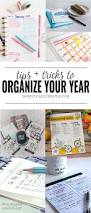 tips and tricks to organize your year domestically creative