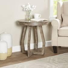 Chair Side Table Hibbert Chairside Table U0026 Reviews Birch Lane