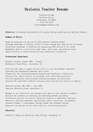 Cover Letter Example Of A Teacher Resume Special Education Assistant Cover Letter Images Cover Letter Ideas