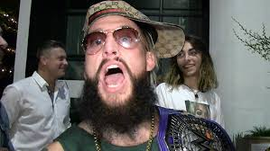 picture of enzo s enzo i got my own locker room being banned