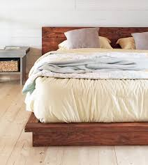 Diy Platform Bed Frame With Storage by 18 Gorgeous Diy Bed Frames U2022 The Budget Decorator