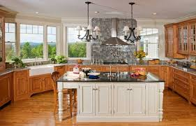Well Designed Kitchens Wood Shavings Archive Award Winning Kitchen Tour Features