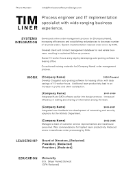 designer resume sle links to other designs resume design layouts