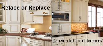 astounding new kitchen cabinets vs refacing art exhibition how