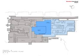 Terminal 5 Floor Plan by Terminal Transformation
