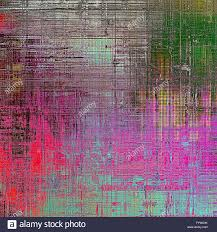 art graphic texture for grunge abstract background aged colorful