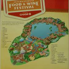 Disney World Epcot Map Epcot Food U0026 Wine Leap And Mommy Frog Eat Their Way Around The World