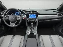 2009 Honda Civic Coupe Interior 2016 Honda Civic Price Photos Reviews U0026 Features