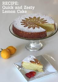 thanksgiving dinner cake recipe quick and zesty lemon cake perfect for a last minute