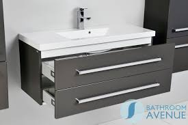 Bathroom Vanity Wall Mount Grey Wall Mounted Bathroom Cabinet With Sink Bathroom Store