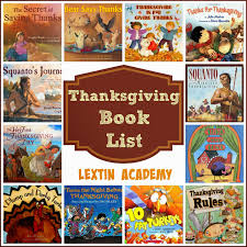 lextin academy of classical education thanksgiving books lextin