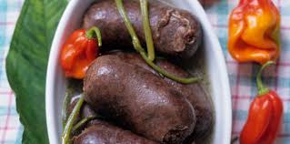recette de cuisine antillaise facile boudin noir antillais facile et pas cher recette sur cuisine actuelle